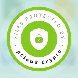 pcloud crypto Sicherheit